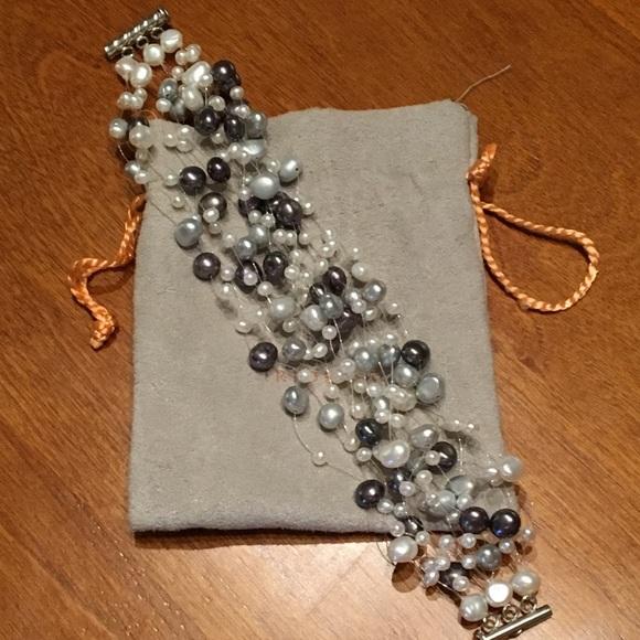 c555c2c81 Tiffany & Co. Jewelry   Tiffanyco Iridesse Pearl Bracelet   Poshmark